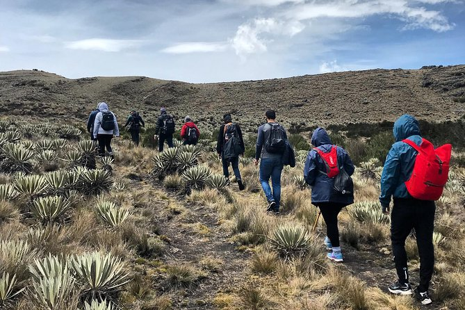 Hike Tour Sumapaz Paramo, the largest paramo in the world!, Bogota, COLOMBIA