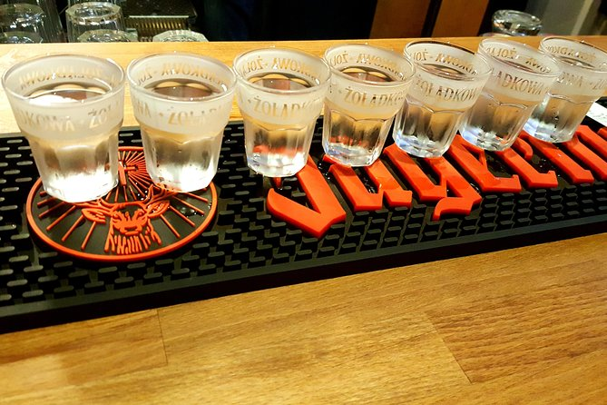 Private Vodka Tasting Tour in Gdansk, Gdansk, POLONIA