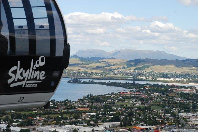 Gôndola em Rotorua com passeio opcional de luge, Rotorua, NOVA ZELÂNDIA