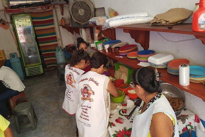 Pochutla Market, authentic day., Huatulco, MEXICO