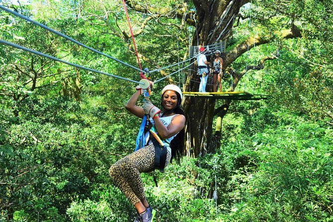 Eco-Adventure Park Premium Day Pass, Liberia, COSTA RICA