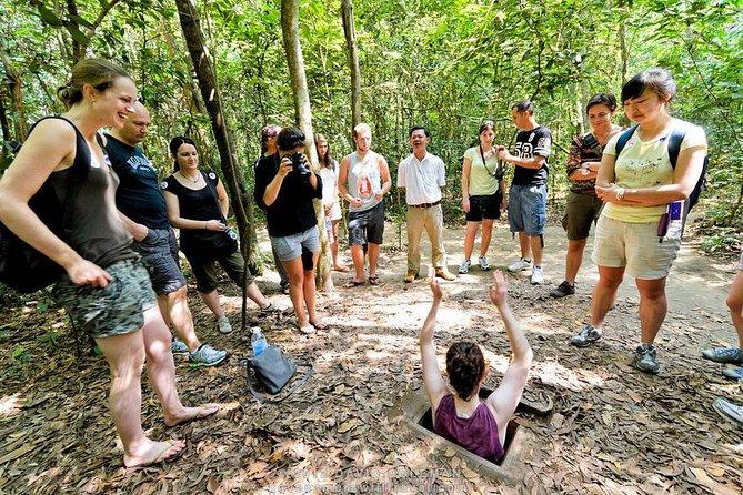 Recorrido VIP por los túneles Cu Chi y el delta del Mekong desde Ciudad Ho Chi Minh (opción de recorrido privado), Ho Chi Minh, VIETNAM