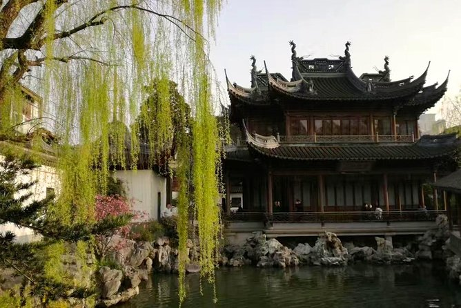 Private Day Trip to Suzhou from Shanghai by Bullet Train, Shanghai, CHINA