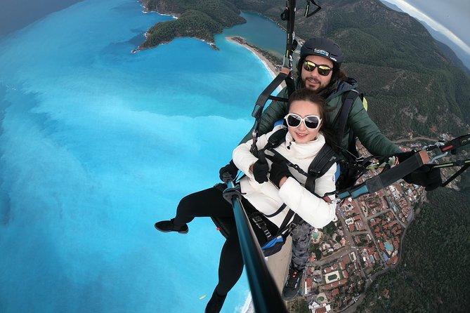 Paragliding Oludeniz, Fethiye, Turkey, Fethiye, TURQUIA