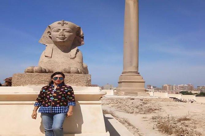 Private Customizable Day Tour to Alexandria from Cairo, Alejandria, EGIPTO