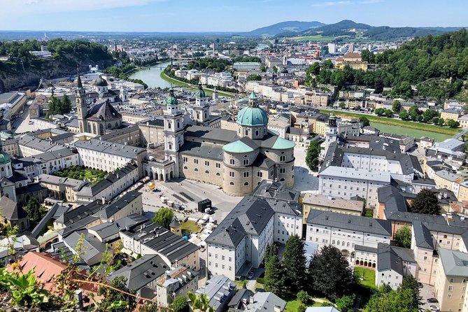 Visita turística de un día a Salzburgo desde Múnich en tren, Munich, ALEMANIA