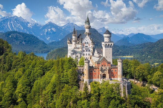 Neuschwanstein Castle Excursion from Munich, Munich, ALEMANIA