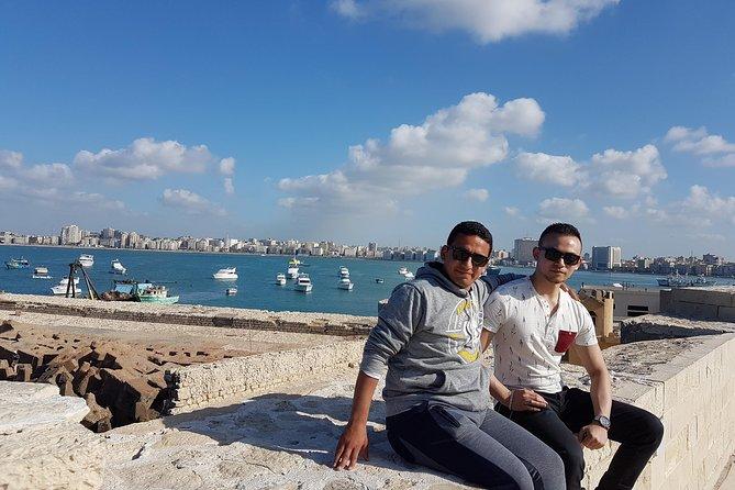 Discover the city of Romans(Alexandria), Guiza, EGIPTO