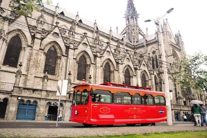 Ciudad de Quito histórica y La Mitad del Mundo, Quito, ECUADOR