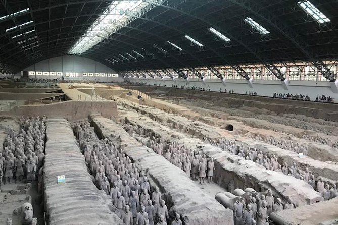 Private Terra Cotta Army Tour with Airport Transfer, Sian, CHINA