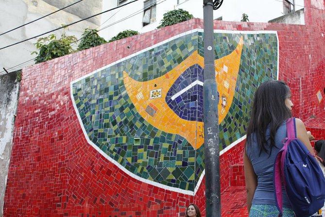 Tour de 6 horas por el Cristo Redentor, el Pan de Azucar y la escalera de Selaron, Río de Janeiro, BRASIL