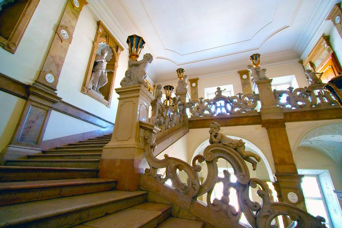 Salzburg: Palace Concert at the Marble Hall of Mirabell Palace, Salzburgo, AUSTRIA