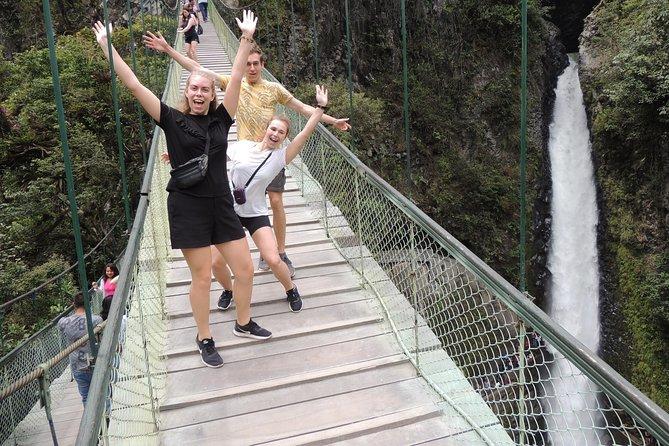 Excursión de 4 días a los Andes y el Amazonas, Quito, ECUADOR