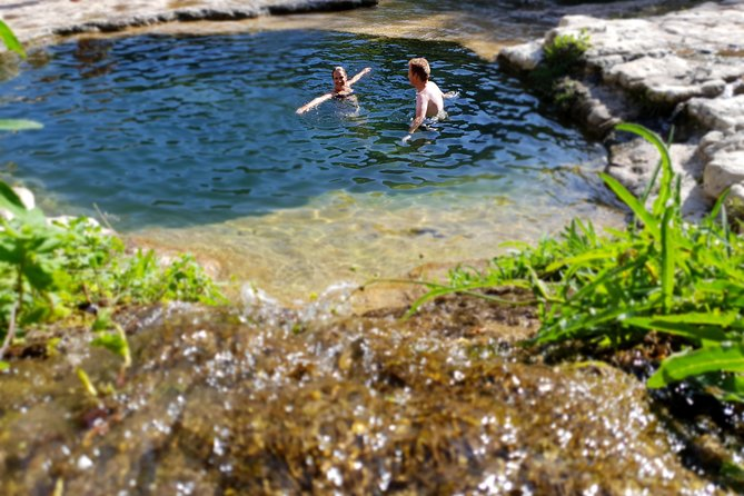 The Secret Love Pool Of Ancient Noto -Gorge walking & visit to ruins of old city, Siracusa, Itália