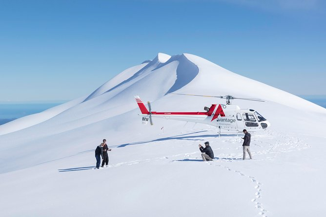 Franz Josef Scenic Flight with Vantage Helicopters, Glaciares Franz Josef y Fox, New Zealand
