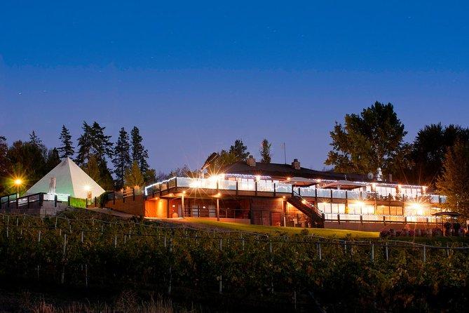 West Kelowna Wine Tour, Kelowna y Okanagan Valley, CANADA