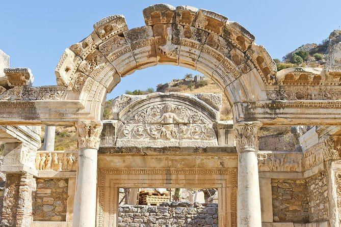 Small-Group Tour: Half-Day Ancient Ephesus Tour With House of Virgin Mary, Kusadasi, TURQUIA