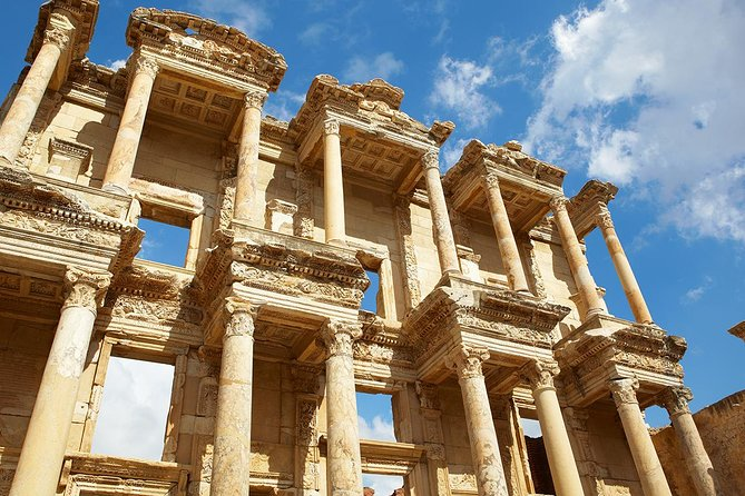 MORE PHOTOS, Small-Group Tour: Half-Day Ancient Ephesus Tour With House of Virgin Mary
