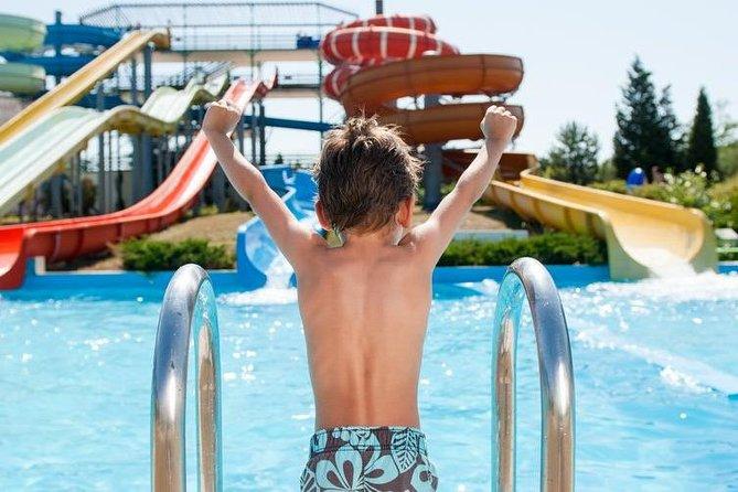 Acqua Plus Water Park Entrance Ticket with Transport, La Canea, GRECIA