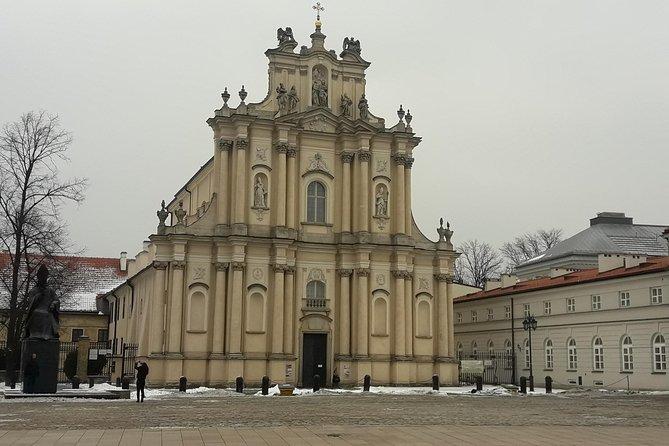 Warsaw city private tour, Varsóvia, POLÔNIA