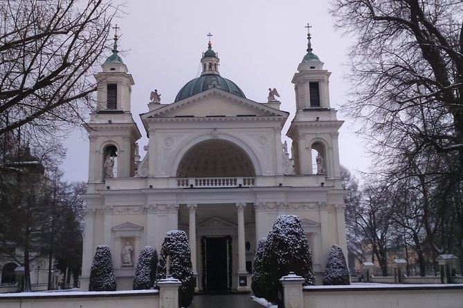 Warsaw with Wilanów Palace, Varsóvia, POLÔNIA