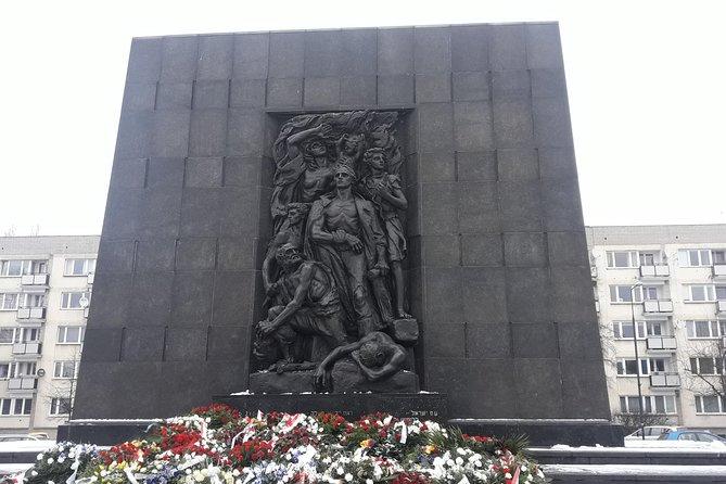 Jewish Warsaw private tour, Warsaw, Poland