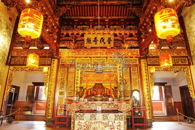 Penang Heritage Experience Walking Tour, ,