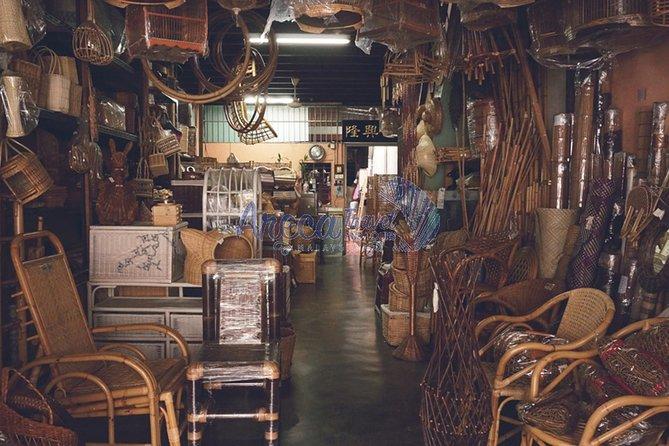 Penang Living Heritage Experience - Rattan Weaving, ,