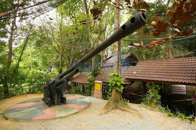 Penang War Museum with Lunch, ,