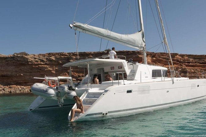 All inclusive Day or Sunset cruises on a luxury Lagoon catamaran 44, ,