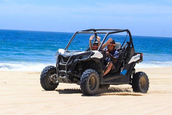 Los Cabos: Margaritas Beach 4x4 UTV Adventure, Los Cabos, MEXICO