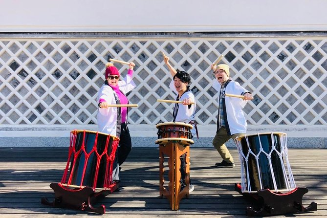 MAIS FOTOS, Japanese Taiko Drum Experience in Traditional Building (齋理屋敷)Japan Experience