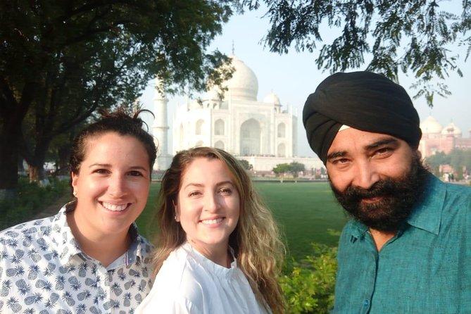 Agra Half-Day Tour of Taj Mahal and Agra Fort, Agra, India