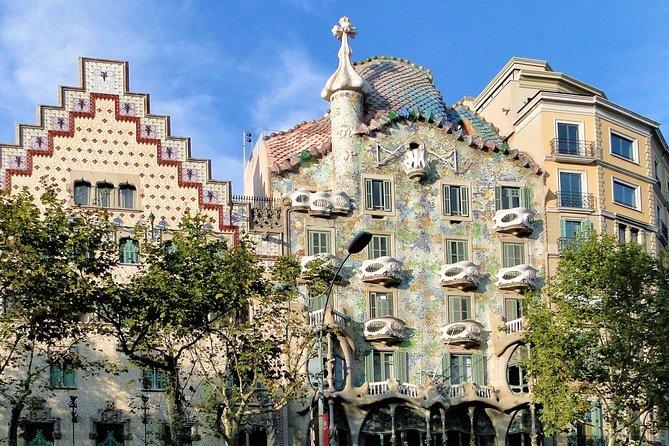 Recorrido de medio día para grupos pequeños por los lugares más destacados de Barcelona con recogida en el hotel, Barcelona, ESPAÑA