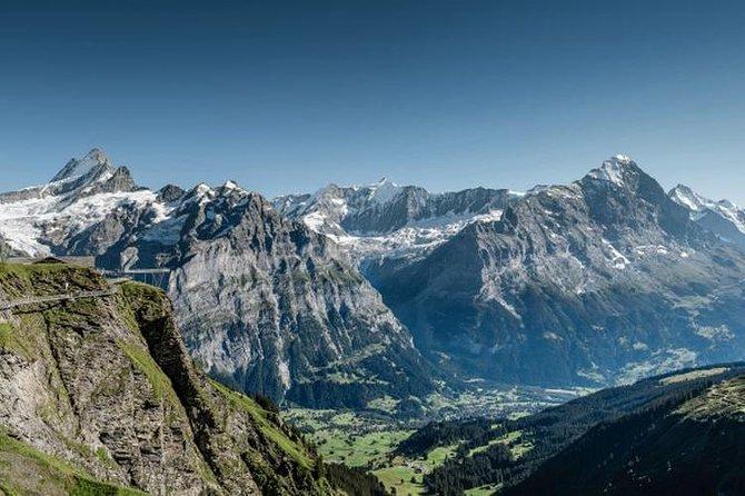 Mt First Top Adventure from Lucerne, Lucerna, Switzerland