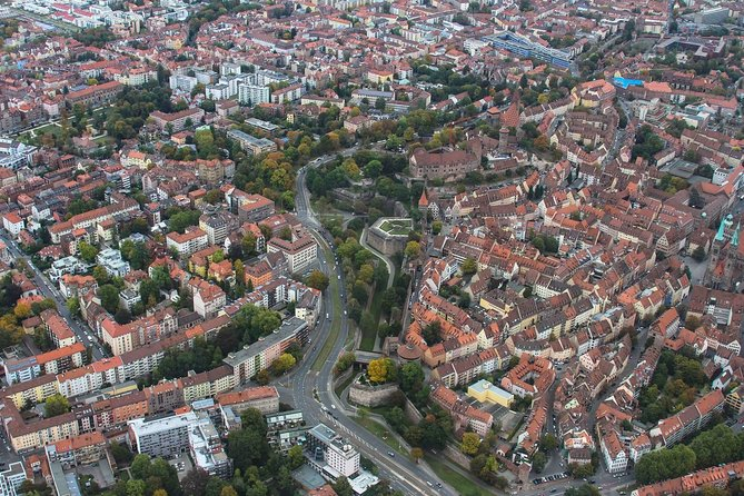 Nuremberg: 1-Hour Private Sightseeing Flight, ,