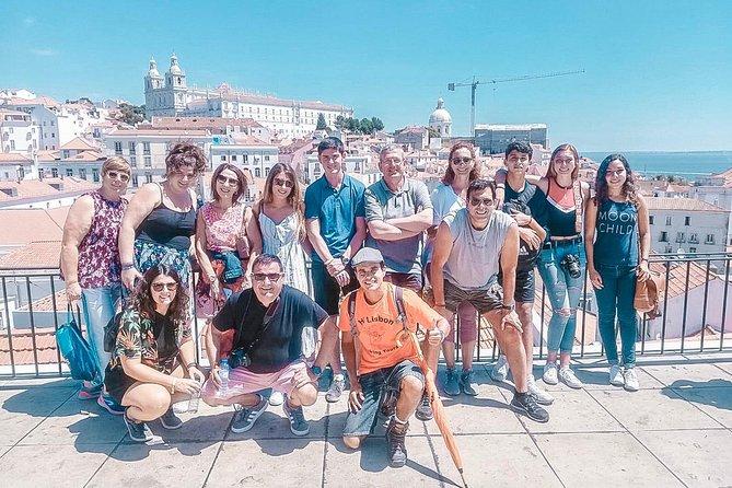 MÁS FOTOS, Recorrido privado a pie por lo mejor de Lisboa