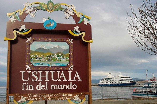 Ushuaia Double Decker Bus Tour, Ushuaia, ARGENTINA