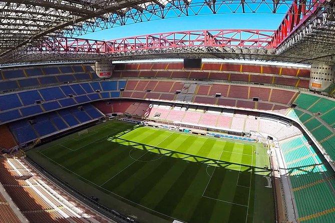 Recorrido futbolístico en Milán: Estadio de San Siro y Casa Milán con almuerzo opcional, Milan, ITALIA