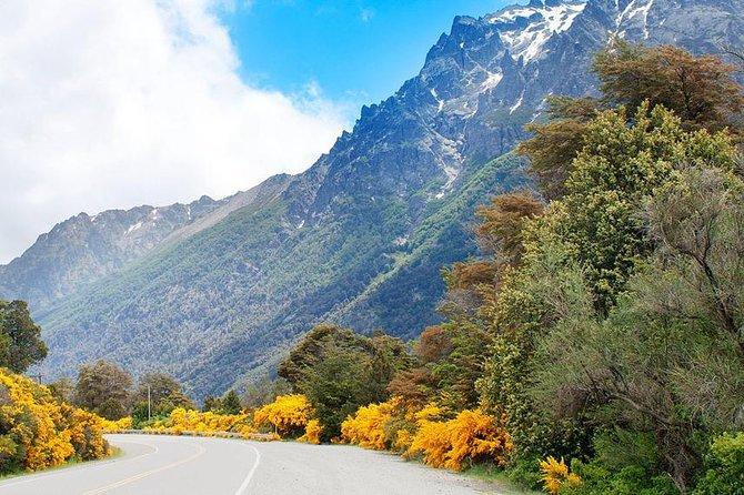 Pequeño circuito de Bariloche con telesilla Cerro Campanario, Bariloche, ARGENTINA