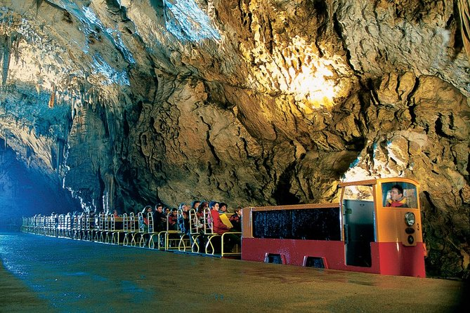 Visit Postojna Cave, the best-known cave in the world, and The Predjama Castle, the only preserved cave castle in Europe.