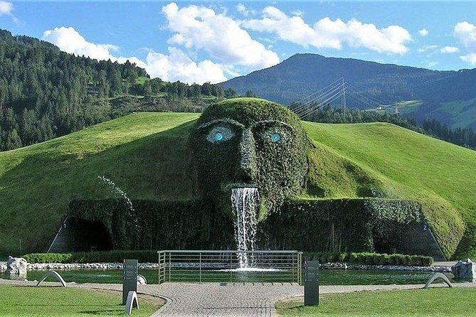 Visit the Swarovski Crystal World, this world of art in the Alpine mountains of Tyrol which attracts<br><br>countless visitors every year. Enjoy the capital of Alps (Innsbruck) with its Golden Roof. History, Art<br><br>and Shopping.