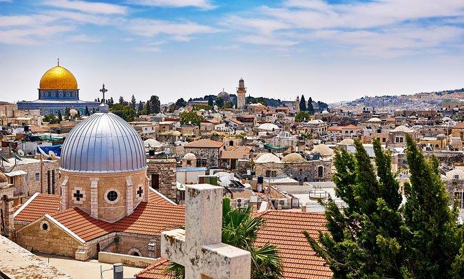Visita de medio día a Jerusalén: Santo Sepulcro y Muro Occidental, Jerusalen, ISRAEL