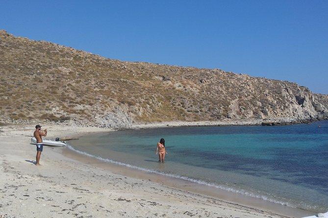 MÁS FOTOS, All Included Mykonos South-Coast Beaches, Rhenia and Delos Islands