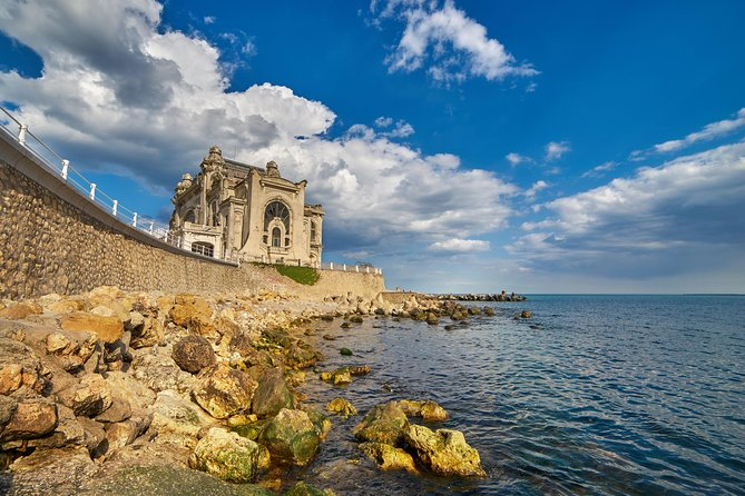 There is only one beautiful gateway to the seaside and that is Constanta. Here you will find good museums, good food, not to mention the young vibe which surrounds the place. The resorts near Constanta will give you an overview of a typical holiday in Romania. During your one-day journey, you will discover the highlights of the beautiful port. <br><br>After visiting the enchanting coastline, our professional guide will recommend you a rustic restaurant where you can enjoy a traditional Romanian culinary experience! <br><br>Your tour will continue and further on we will visit Mamaia resort, where you can feel the Black Sea if you will be curious to dip your toes in.