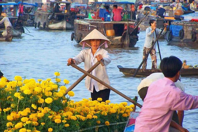 DAY 1: Ho Chi Minh city - Mekong Delta (Overnight in Can Tho Hotel or Homestay) <br><br>DAY 2: Cai Rang Floating Market (biggest floating market in the Mekong Delta Region) - Back to Ho Chi Minh city