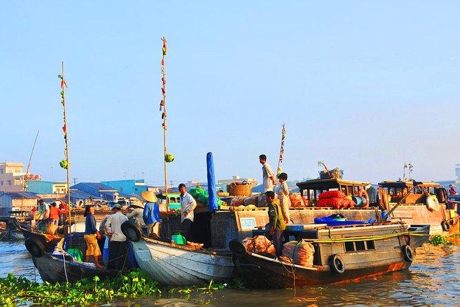 Cai Rang Floating Market & Mekong Delta 2-Day Tour, Ho Chi Minh, VIETNAM