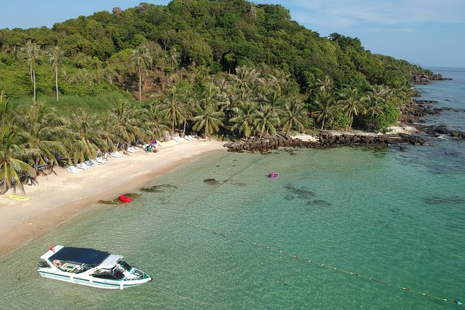 Cable Car Trip: Cable car & 4 islands Trip Phu Quoc, Phu Quoc, VIETNAM