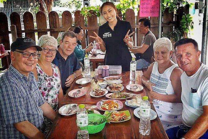 Eat Like a Local Food Tour in Hua Hin, Hua Hin, Thailand