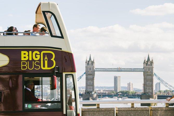 Excursão em ônibus Big Bus por Londres, Londres, REINO UNIDO